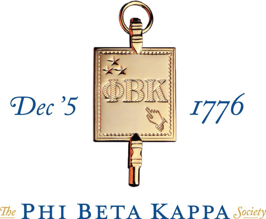 Phi Beta Kappa Key Insignia