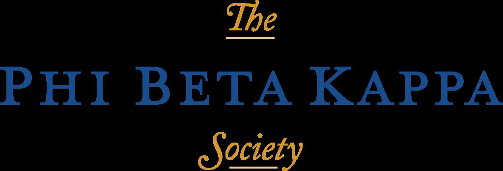 Phi Beta Kappa Color Logo